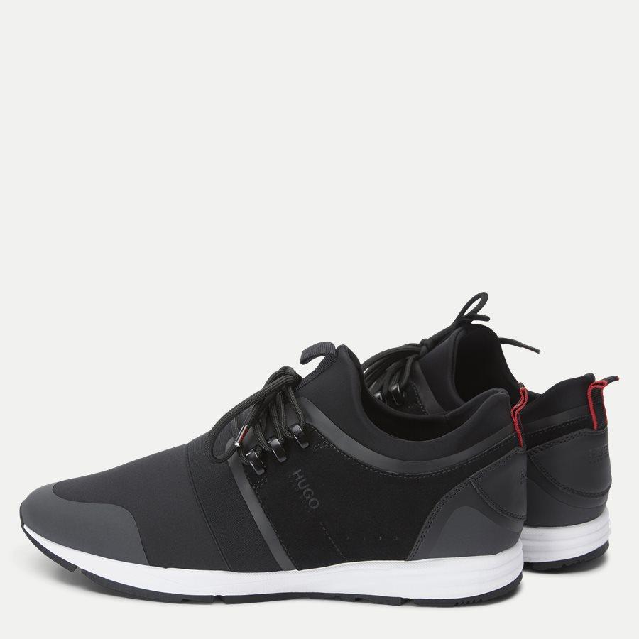 50383765 HYBRID_RUNN. - Hybrid_Runn_Mxsc1 Sneaker - Sko - SORT - 3