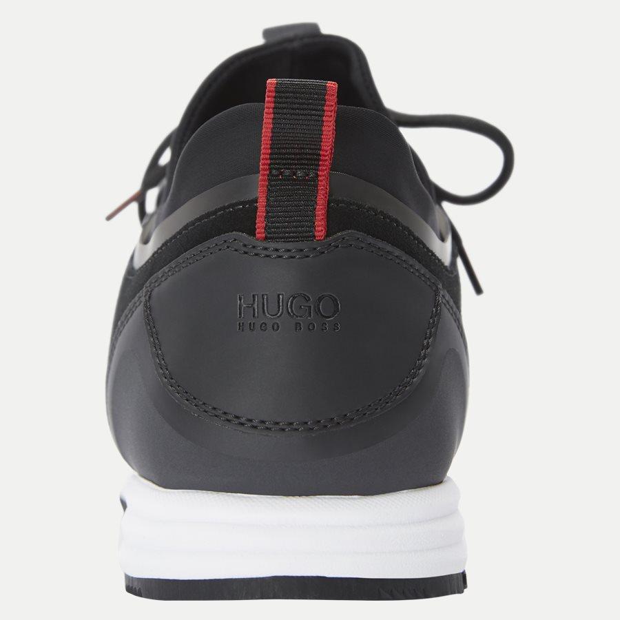 50383765 HYBRID_RUNN - Hybrid_Runn_Mxsc1 Sneaker - Sko - SORT - 7