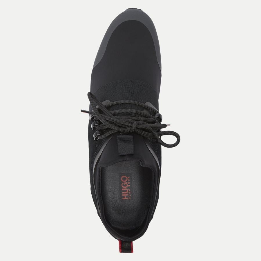 50383765 HYBRID_RUNN - Hybrid_Runn_Mxsc1 Sneaker - Sko - SORT - 8