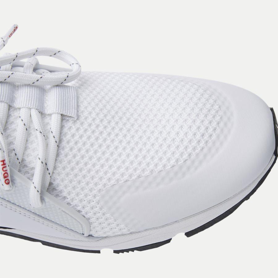 50407728 HYBRID_RUNN - Hybrid_Runn Sneaker - Sko - HVID - 4