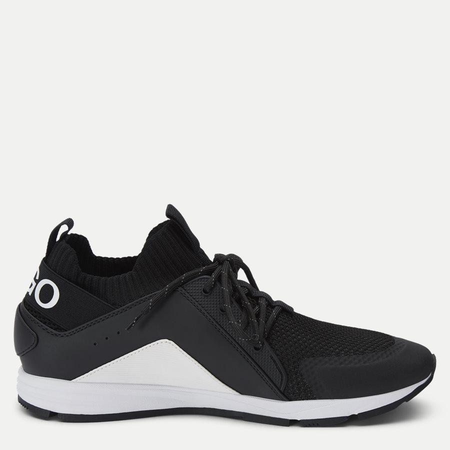 50407728 HYBRID_RUNN - Hybrid_Runn Sneaker - Sko - SORT - 2