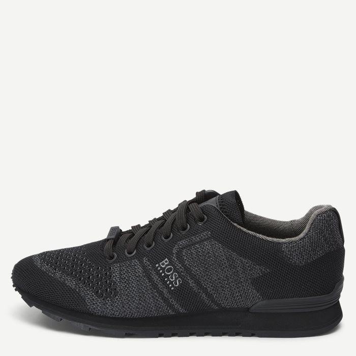 Parkour_Runn Sneaker - Sko - Sort