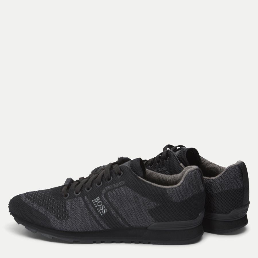 50408087 PARKOUR_RUNN - Parkour_Runn Sneaker - Sko - SORT - 3