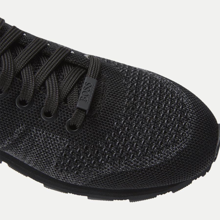 50408087 PARKOUR_RUNN - Parkour_Runn Sneaker - Sko - SORT - 4