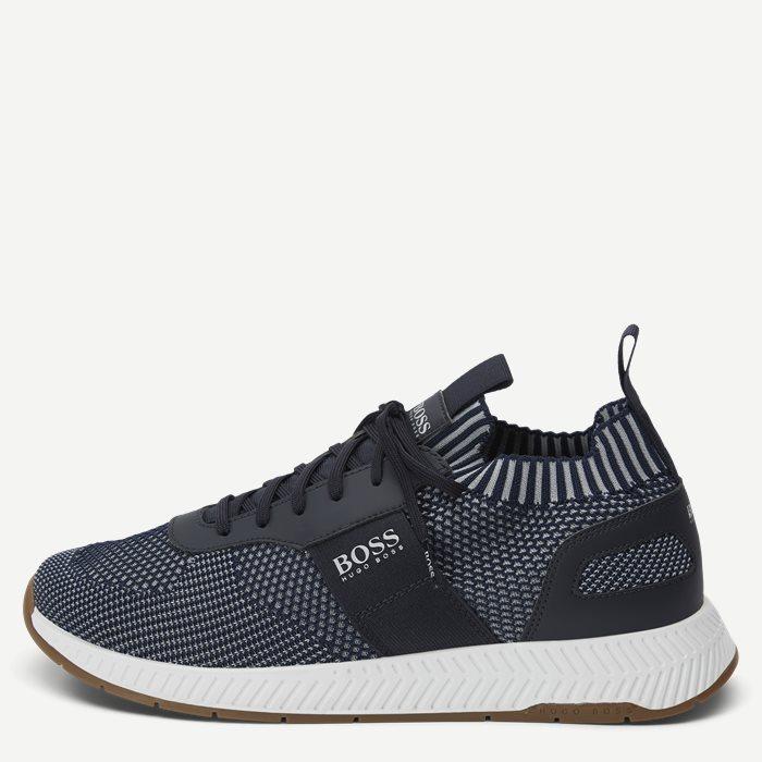Titanium_Runn Sneaker - Sko - Blå
