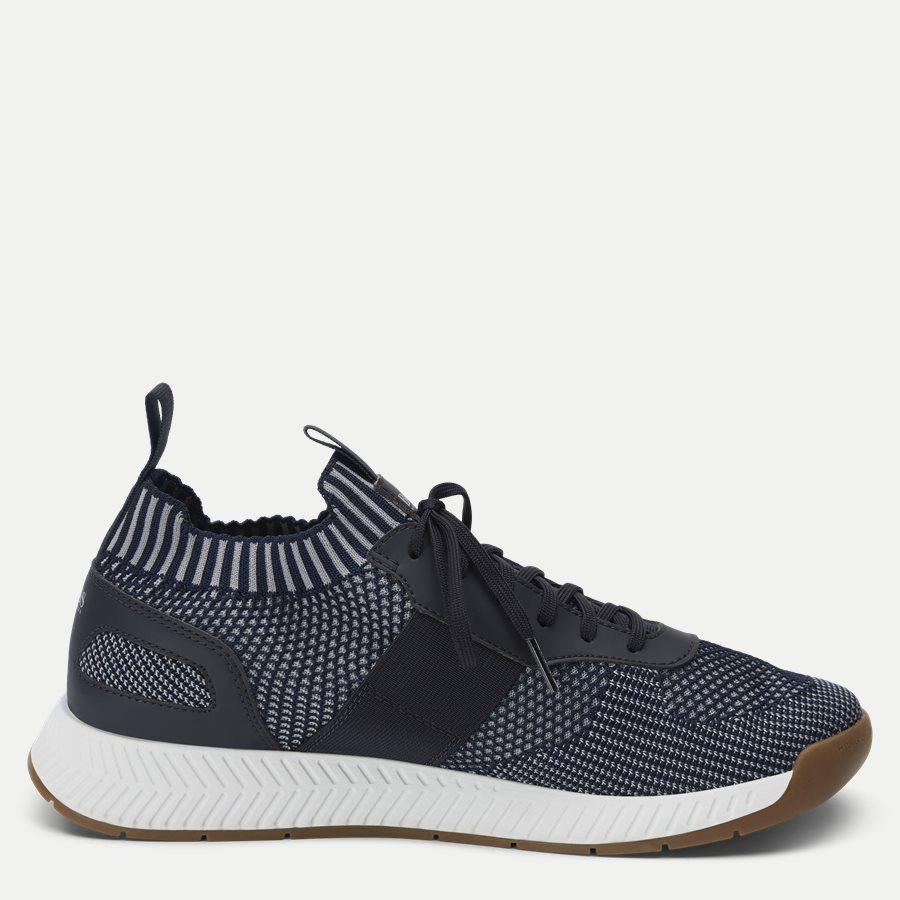50410743 TITANIUM_RUNN - Shoes - NAVY - 2
