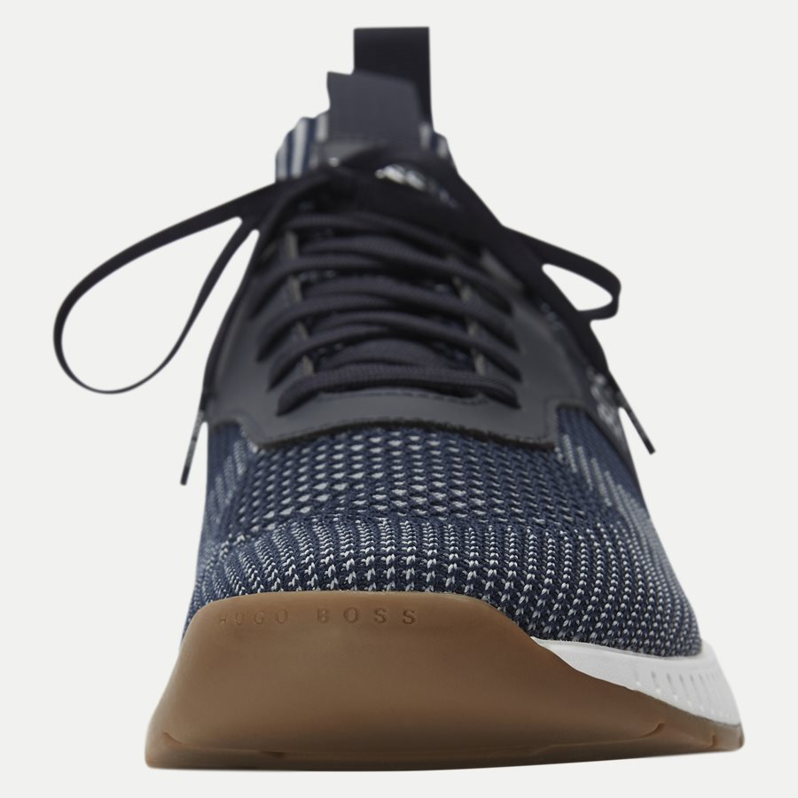 50410743 TITANIUM_RUNN - Shoes - NAVY - 6