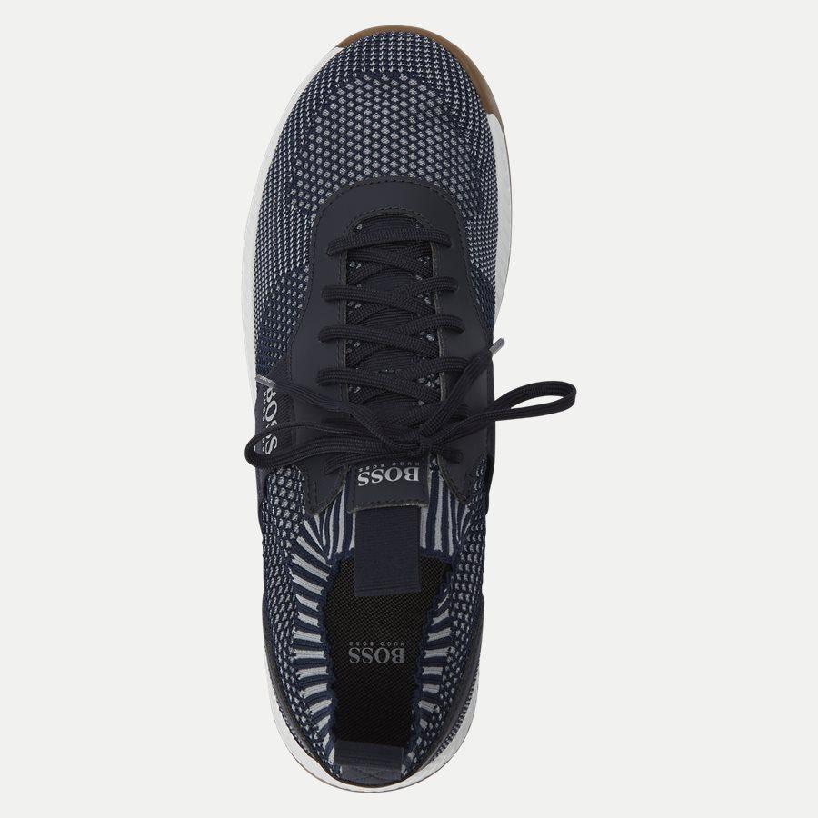 50410743 TITANIUM_RUNN - Shoes - NAVY - 8