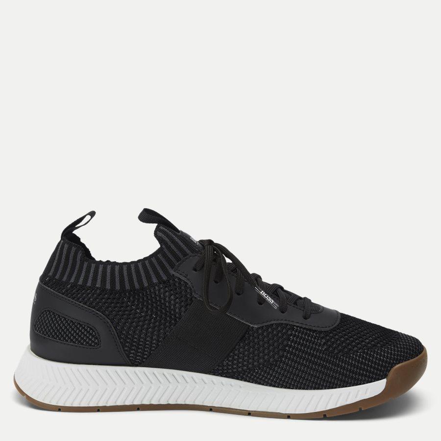 50410743 TITANIUM_RUNN - Titanium_Runn Sneaker - Sko - SORT - 2