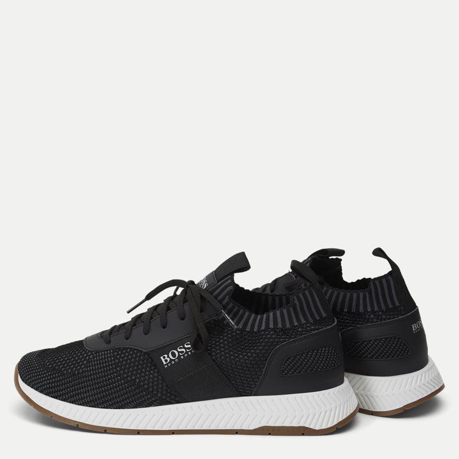 50410743 TITANIUM_RUNN - Titanium_Runn Sneaker - Sko - SORT - 3