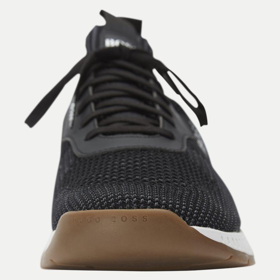 50410743 TITANIUM_RUNN - Titanium_Runn Sneaker - Sko - SORT - 6