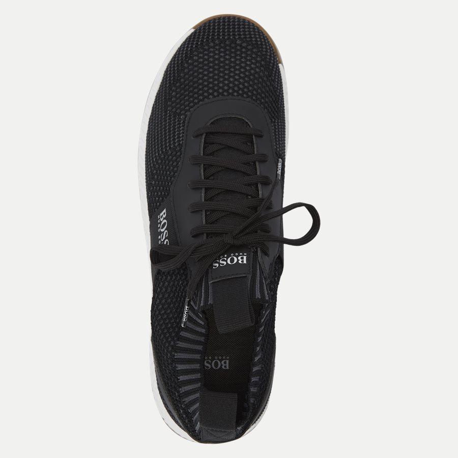 50410743 TITANIUM_RUNN - Titanium_Runn Sneaker - Sko - SORT - 8