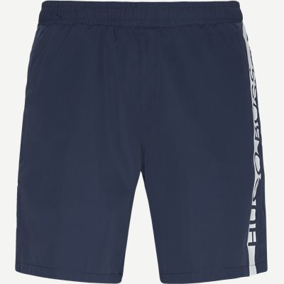 Regular | Shorts | Blau
