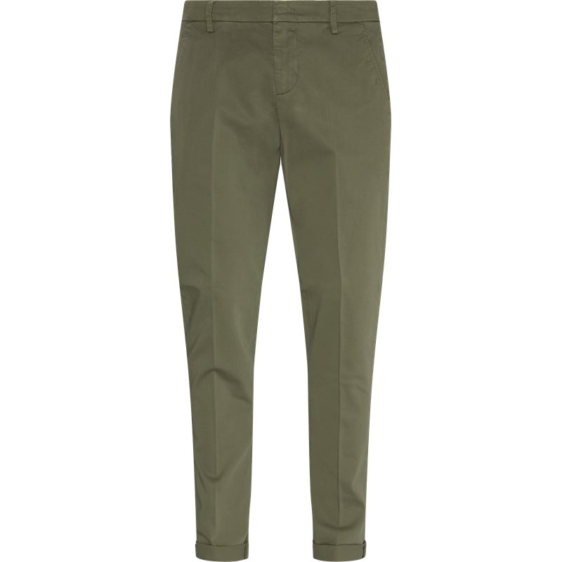 Dondup Slim UP235 GS0023U Bukser Army