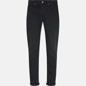Jeans   Sort