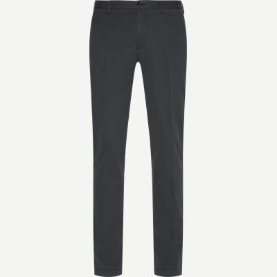 Rice3-W Chinos Slim | Rice3-W Chinos | Grå
