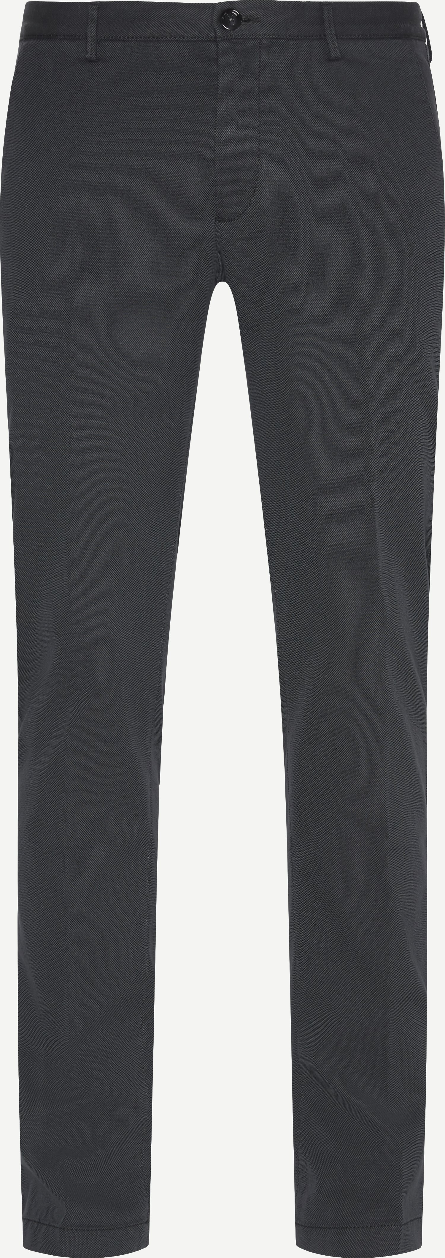 Hosen - Slim - Grau