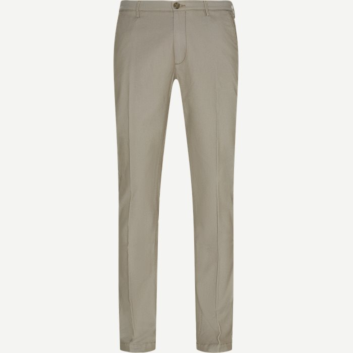 Rice3-W Chinos - Bukser - Slim - Sand
