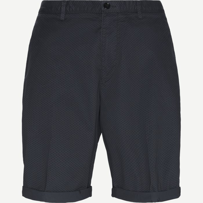 Rigan-Short Shorts - Shorts - Regular - Blå