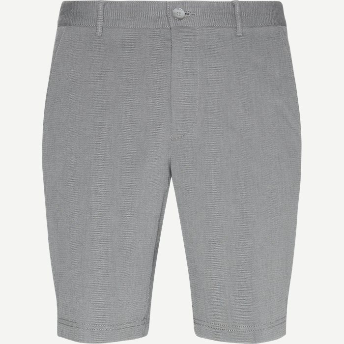 Slice Short Shorts - Shorts - Regular - Grå