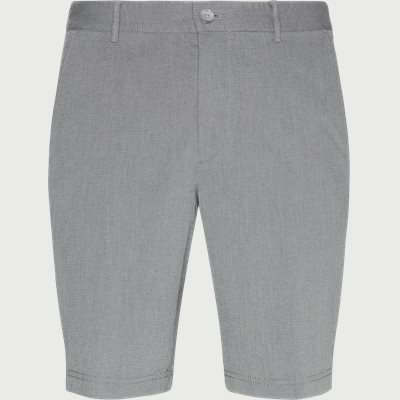 Slice Short Shorts Regular | Slice Short Shorts | Grå