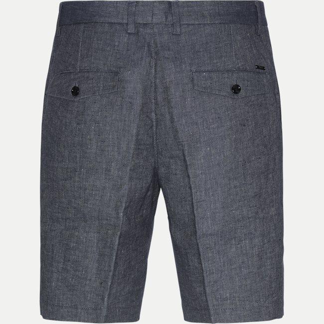 Slice Short Pleats Shorts