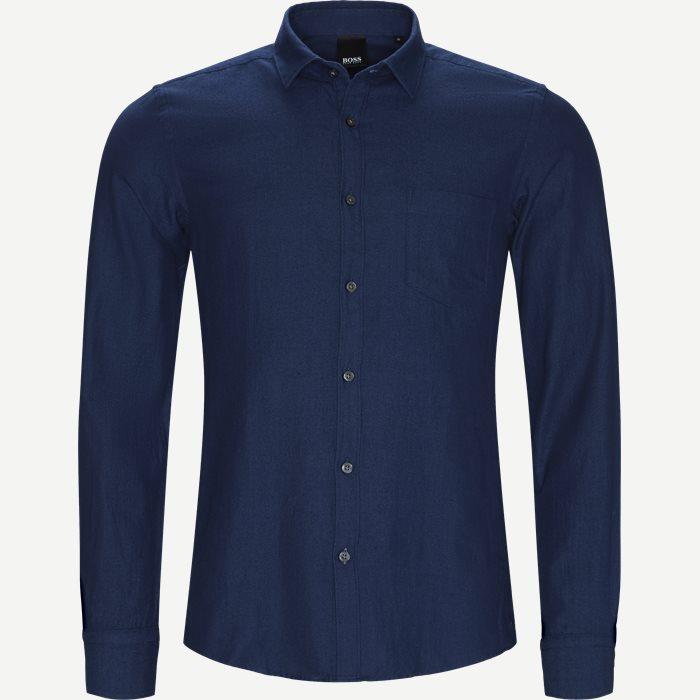 Rikki_P Skjorte - Skjorter - Regular - Blå