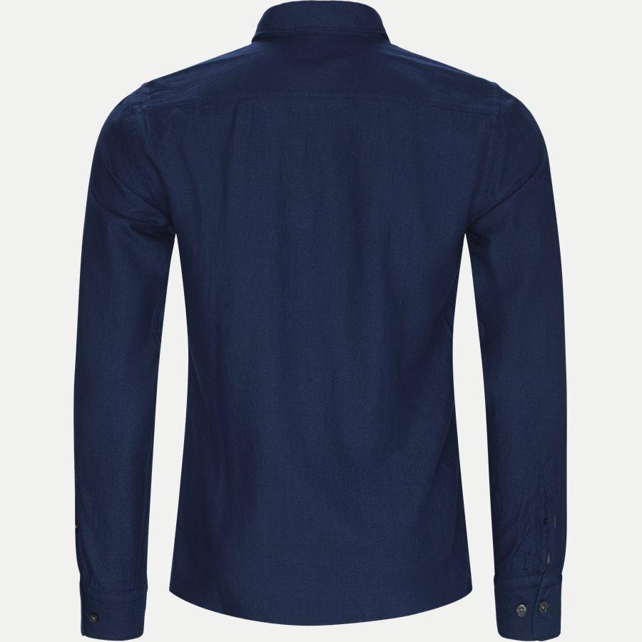 50404253 RIKKI_P - Rikki_P Skjorte - Skjorter - Regular - BLÅ - 2