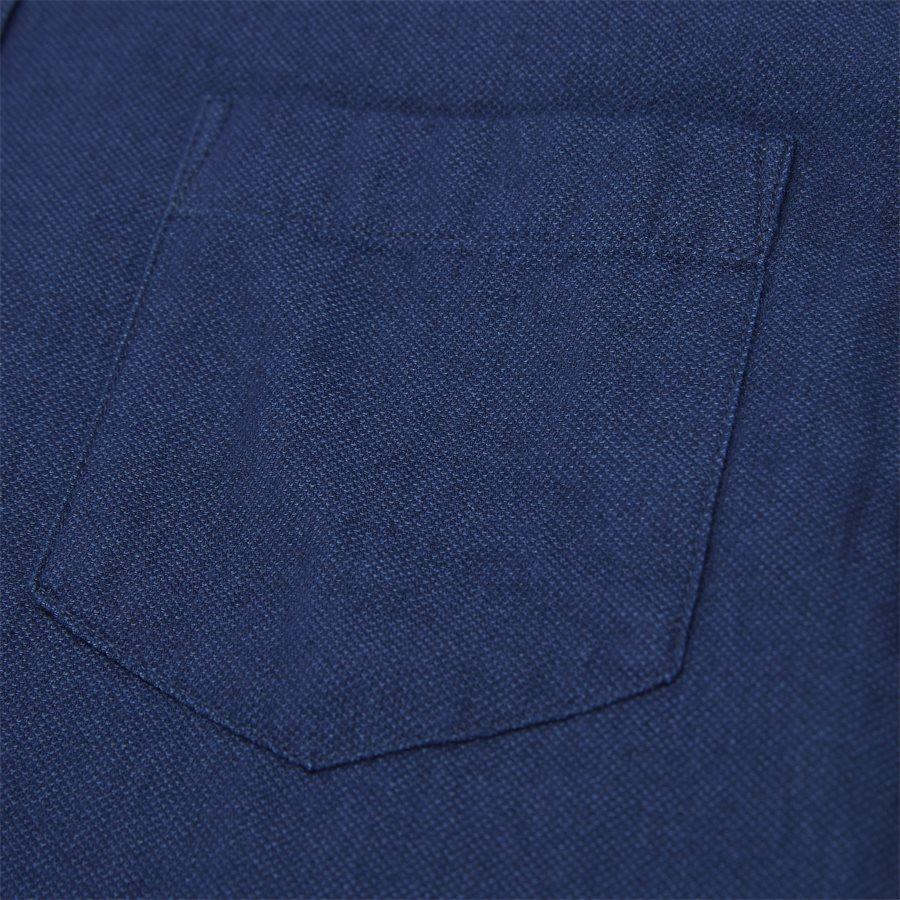 50404253 RIKKI_P - Rikki_P Skjorte - Skjorter - Regular - BLÅ - 3