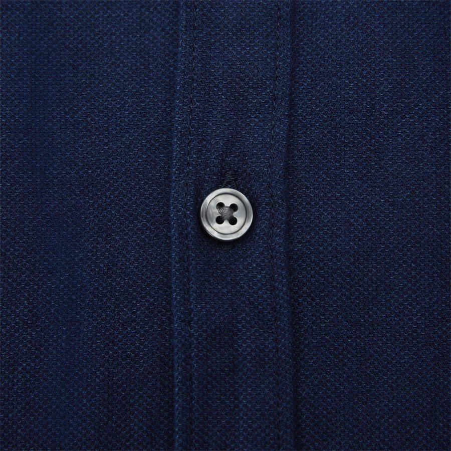 50404253 RIKKI_P - Rikki_P Skjorte - Skjorter - Regular - BLÅ - 4