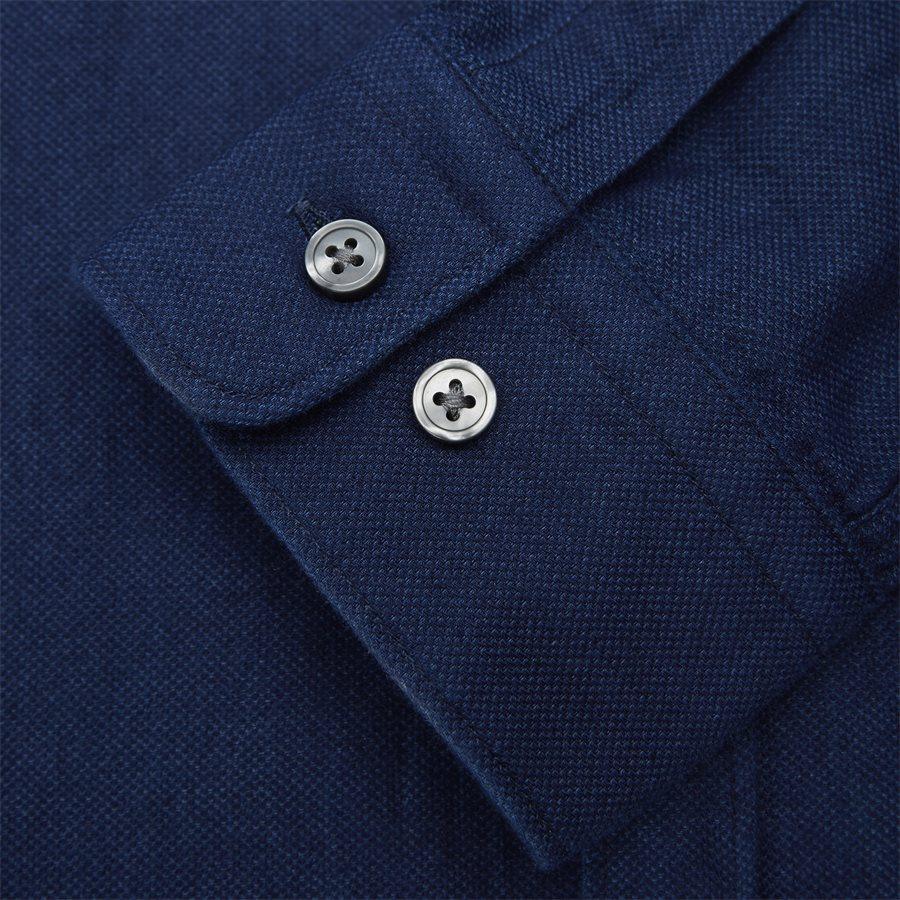 50404253 RIKKI_P - Rikki_P Skjorte - Skjorter - Regular - BLÅ - 5