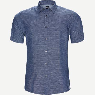 Luka_5 Skjorte Regular fit | Luka_5 Skjorte | Blå