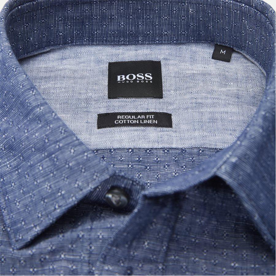 50405601 LUKA_5 - Luka_5 Skjorte - Skjorter - Regular - NAVY - 3