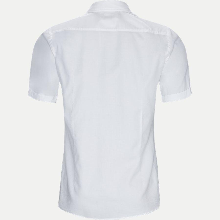 50406675 RONN_2 - Ronn_2 Kortærmet Skjorte - Skjorter - Slim - HVID - 2