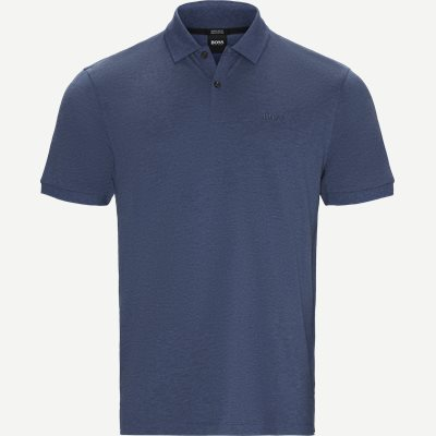 Pallas Polo T-shirt Regular | Pallas Polo T-shirt | Denim
