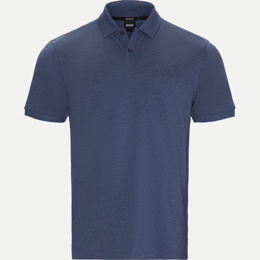 50303542 PALLAS - Pallas Polo T-shirt - T-shirts - Regular - DENIM - 1