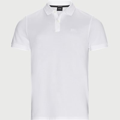 Pallas Polo T-shirt Regular | Pallas Polo T-shirt | Hvid