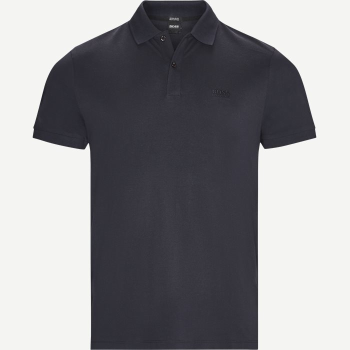 Pallas Polo T-shirt - T-shirts - Regular - Blå