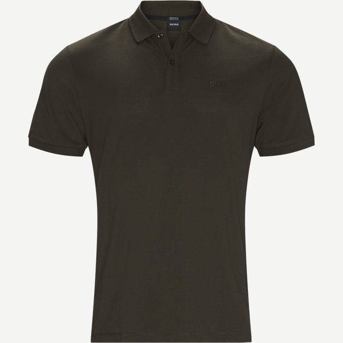 Pallas Polo T-shirt - T-shirts - Regular - Army