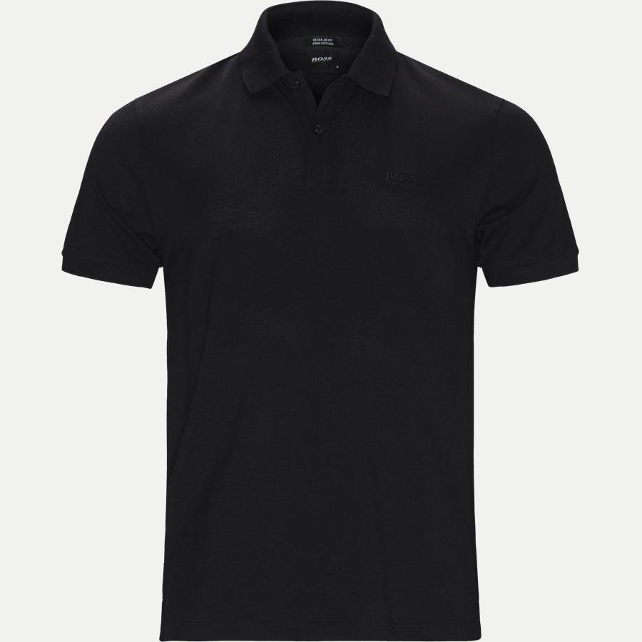 50303542 PALLAS - Pallas Polo T-shirt - T-shirts - Regular - SORT - 1