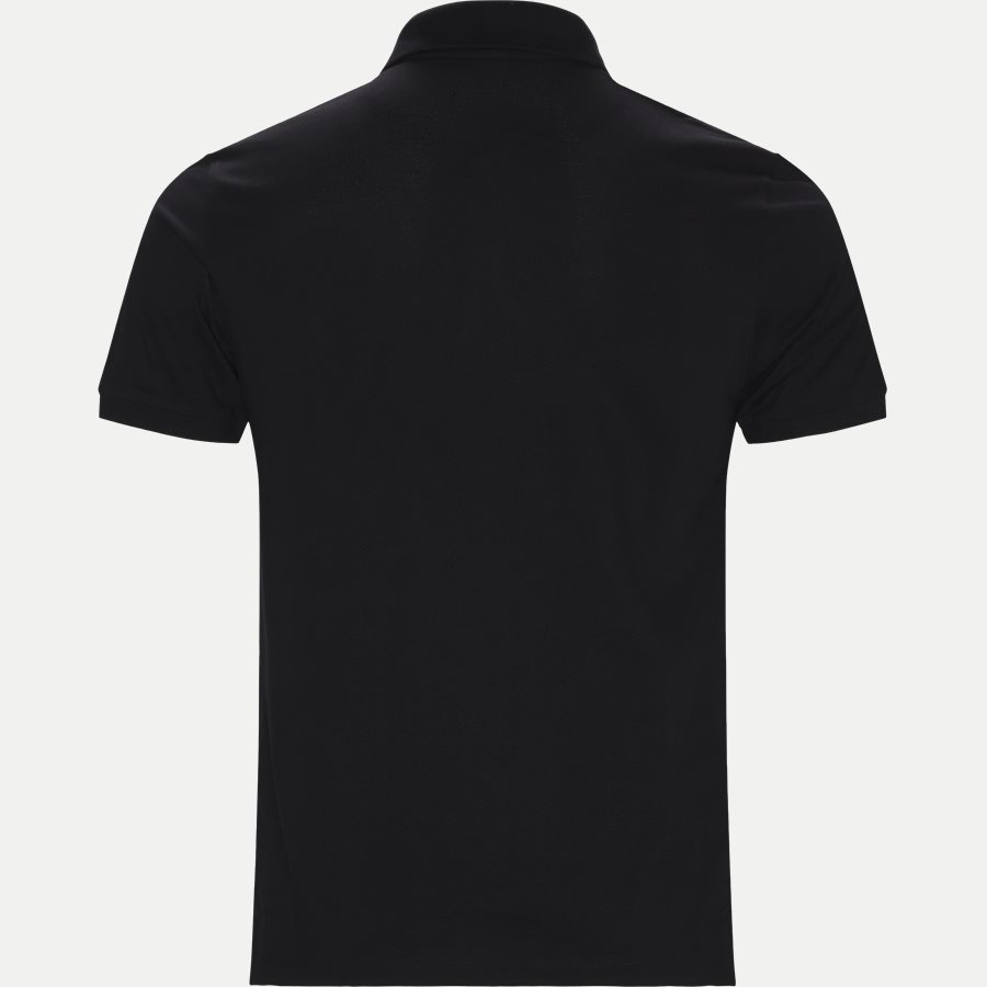 50303542 PALLAS - Pallas Polo T-shirt - T-shirts - Regular - SORT - 2