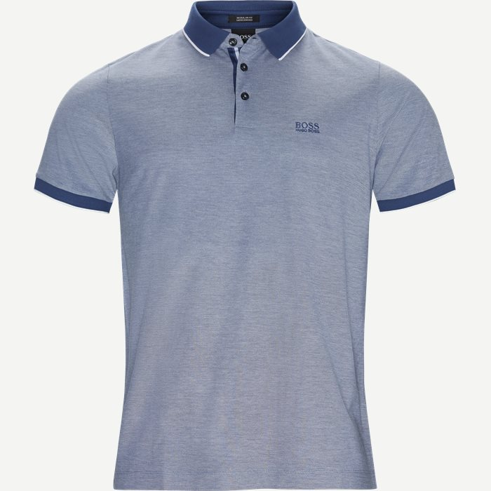 Prout 16 Polo T-shirt - T-shirts - Regular fit - Blå