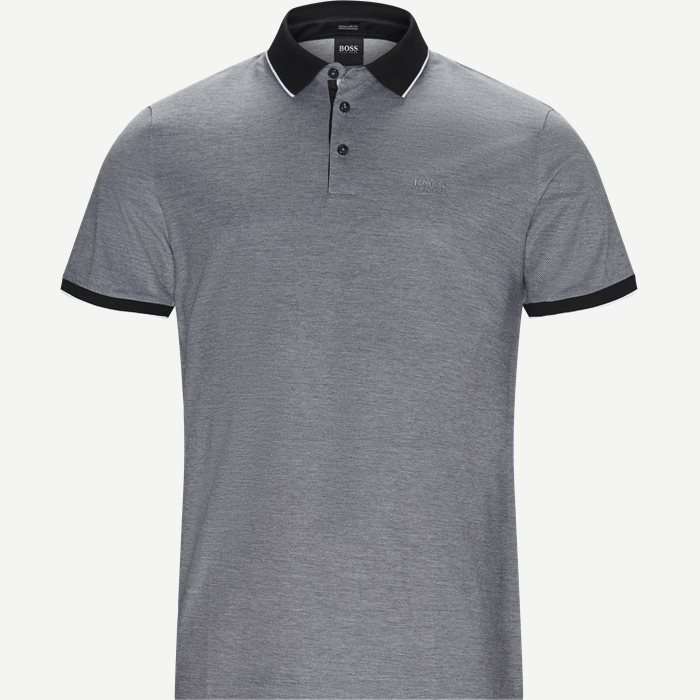 Prout 16 Polo T-shirt - T-shirts - Regular fit - Sort