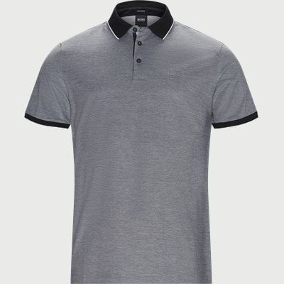 Prout 16 Polo T-shirt Regular | Prout 16 Polo T-shirt | Sort