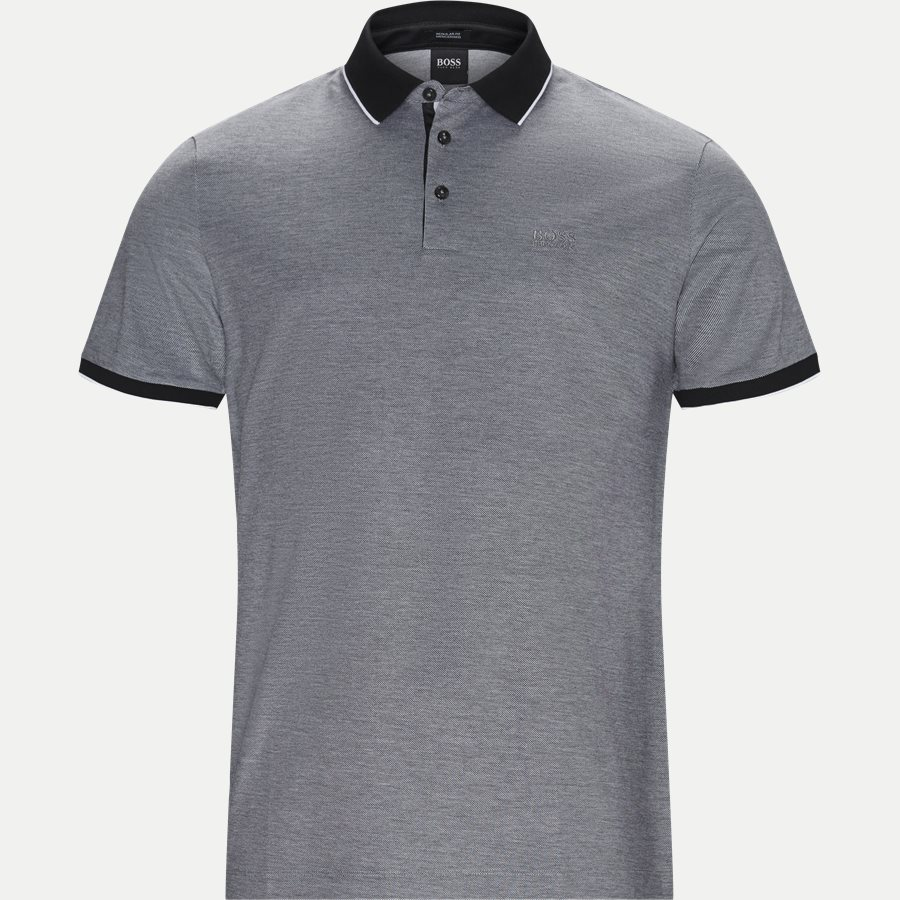 50403124 PROUT 16 - Prout 16 Polo T-shirt - T-shirts - Regular - SORT - 1
