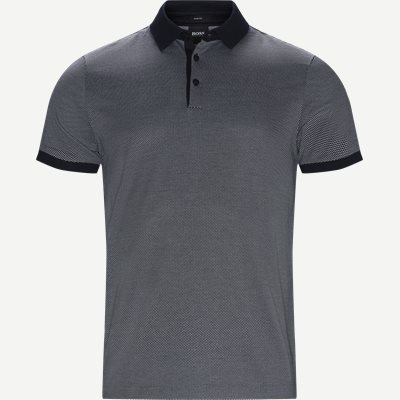 Penrose20 Polo T-shirt Slim | Penrose20 Polo T-shirt | Blå