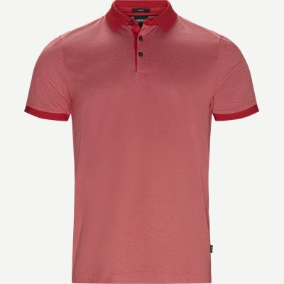 Penrose20 Polo T-shirt Slim | Penrose20 Polo T-shirt | Rød