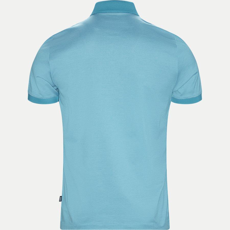 50402362 PENROSE 20 - Penrose20 Polo T-shirt - T-shirts - Slim - TURKIS - 2