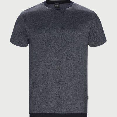 Tessler111 T-shirt Slim | Tessler111 T-shirt | Blå