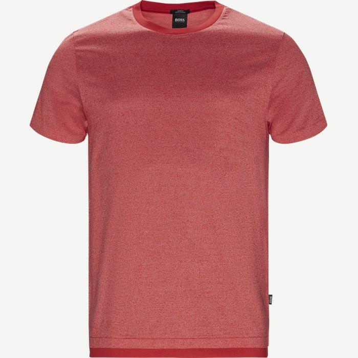 T-Shirts - Slim - Rot